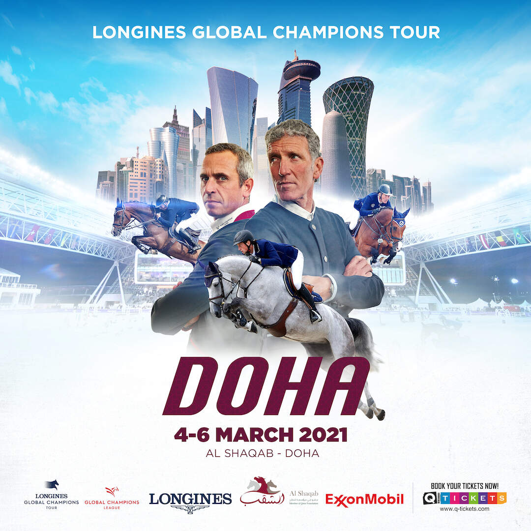 Longines Global Champions Tour of Doha 2021