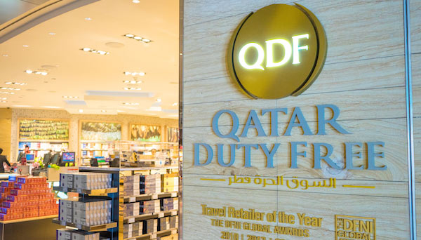 Qatar Duty-Free Shopping at Hamad International Airport