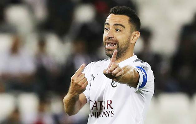 Barcelona great Xavi is the new Head Coach for Al Sadd Qatar