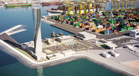 Hamad Port is among largest green ports in the world