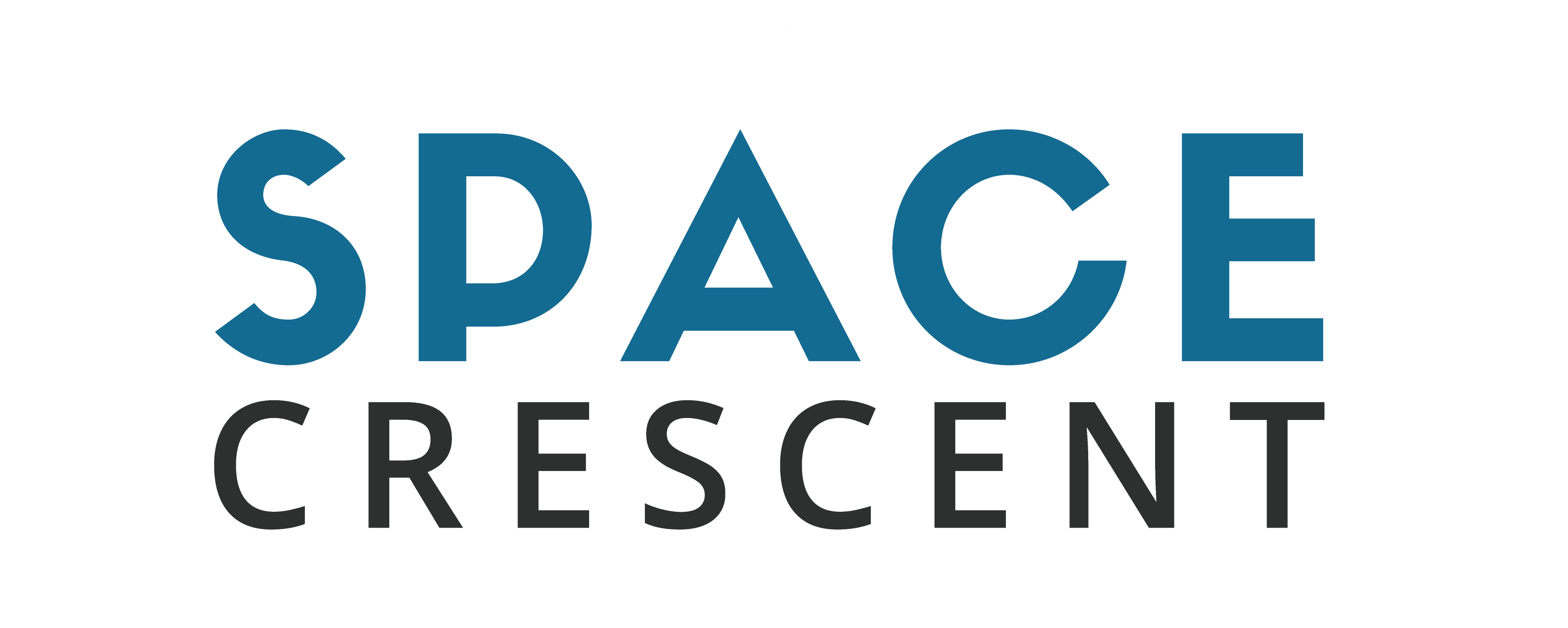 SpaceCrescent logo - text only