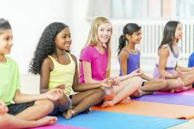 kids yoga in Doha