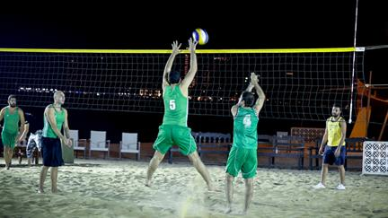 KATARA BEACH VOLLEYBALL CUP
