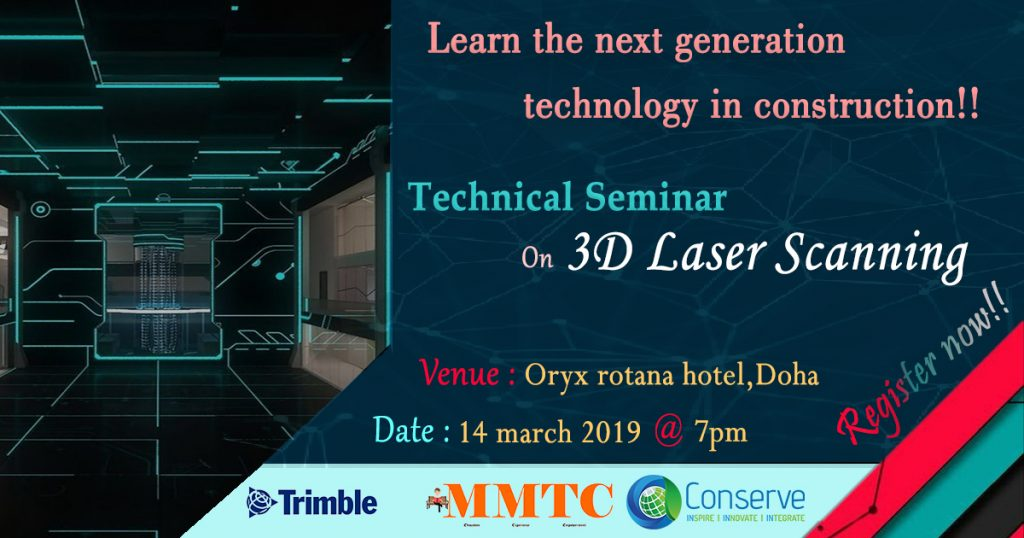 Technical Seminar on 3D Laser Scanning