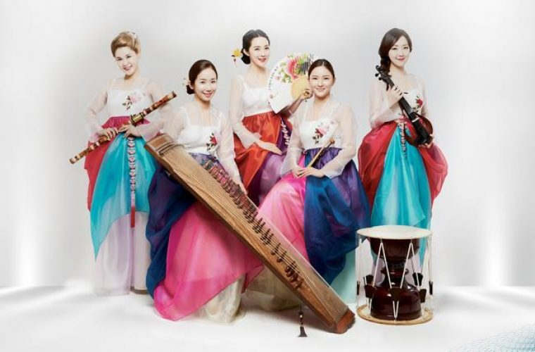 Fantastic Sounds of Korea Concert