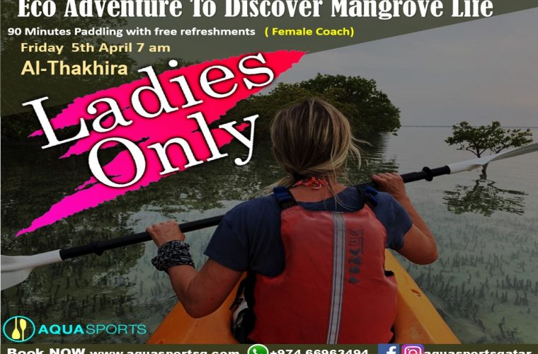 Ladies ONLY- Eco Adventure To Discover Mangrove Life