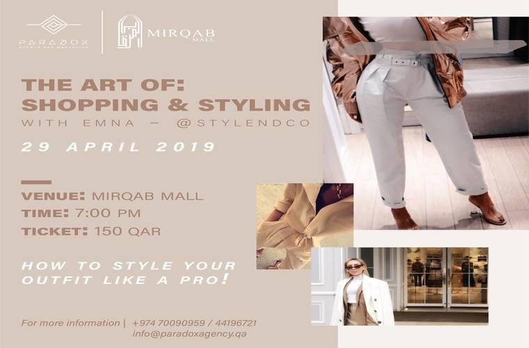 The Art of Shopping & Styling at Mirqab Mall