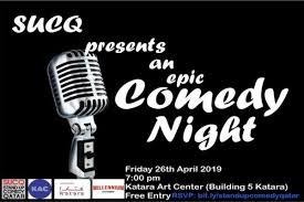 Comedy Night at Katara