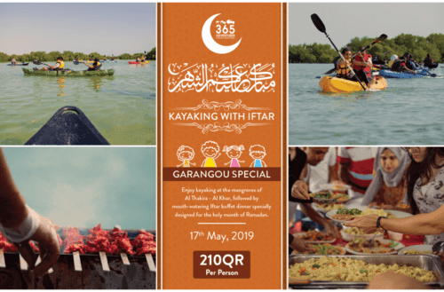 Garangao Special - Purple Kayaking & Iftar