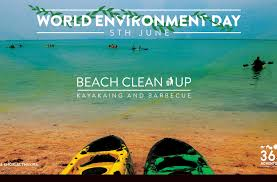 Clean Up the Mess for World Environment Day in Qatar