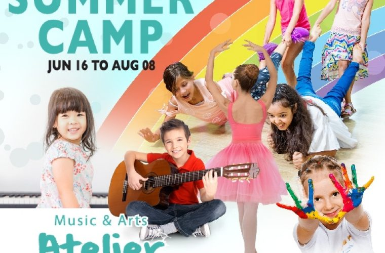 Summer Camp 2019 by Music & Arts Atelier