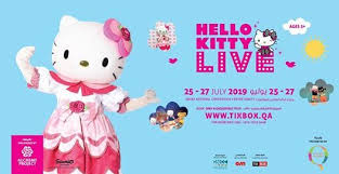 Hello Kitty Live 2019 at QNCC