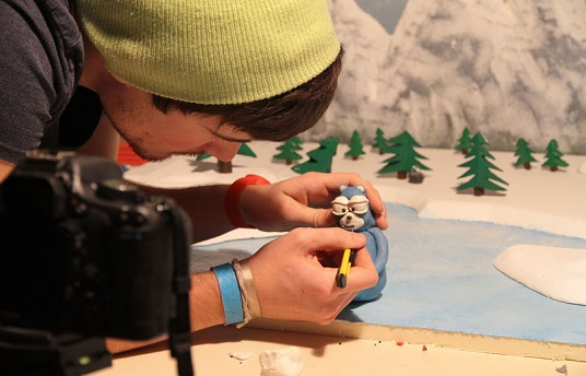 DFI Youth Workshop: Stop-motion Shadow Animation