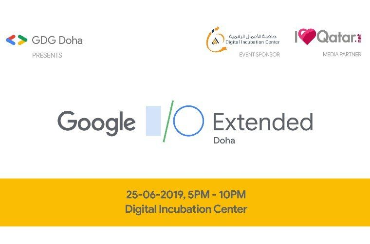Google I/O Extended Doha 2019 Conference