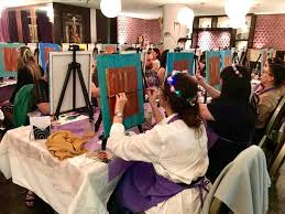 Paint The Town event at AlRayyan Hotel
