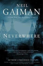 English fiction book club - Neverwhere at QNL
