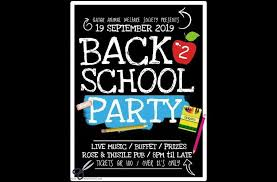 QAWS Back To School Party at Rose & Thistle