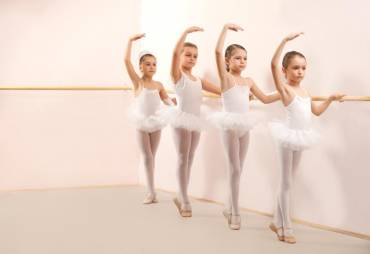 Ballet Lessons at Music & Arts Atelier