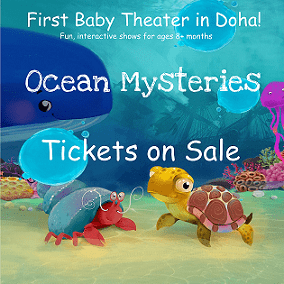 Baby Theater 'Ocean Mysteries' Premiere