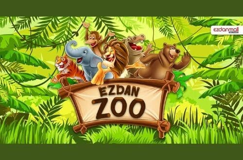 Ezdan Zoo at Ezdan Mall Gharaffa