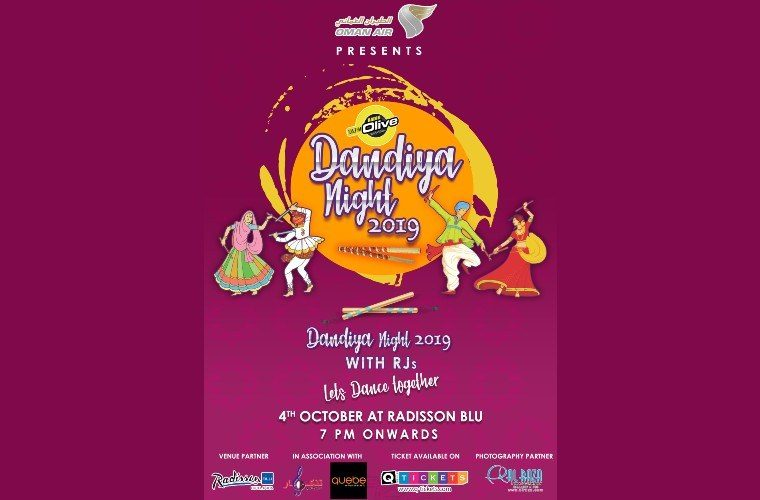 Dandiya Night at Radisson Blu Doha