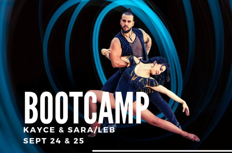 Bootcamp with Kayce & Sara from Lebanon
