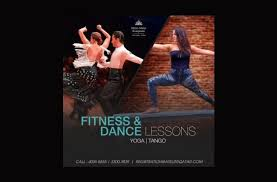 Fitness and Dance Lessons by Atelier at The Pearl