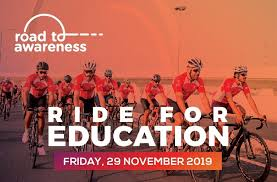 Road to Awareness: Ride for Education 2019