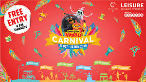 Angry Birds World Carnival