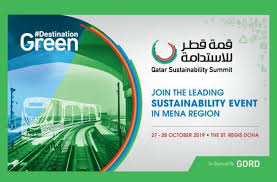 Qatar Sustainability Summit 2019