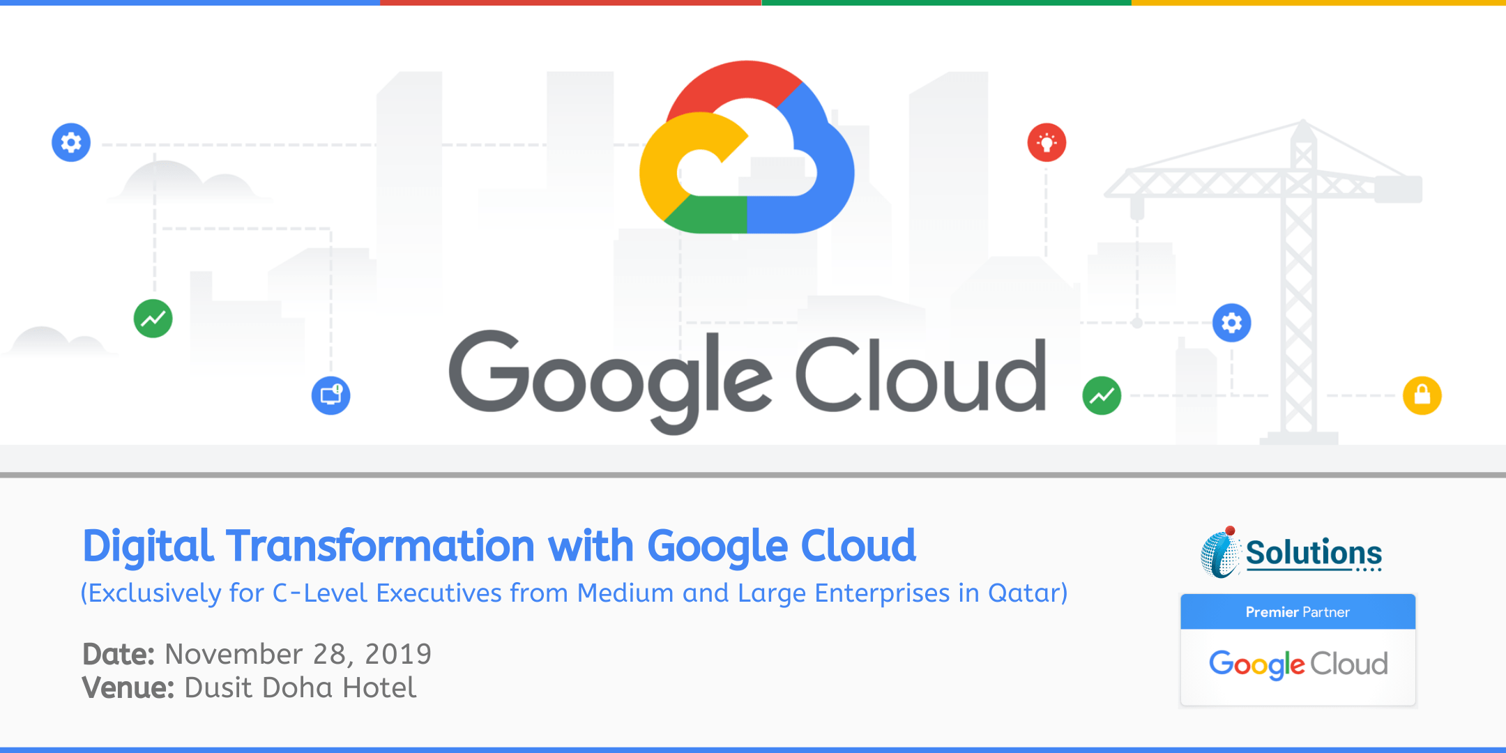 Google Cloud Conference Doha