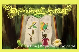 'Enchanted Forest' Baby Show