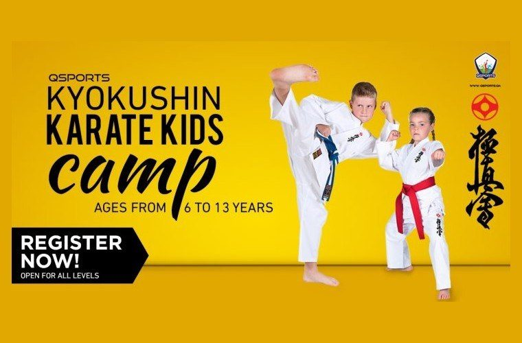 Kyokushin Karate Camp
