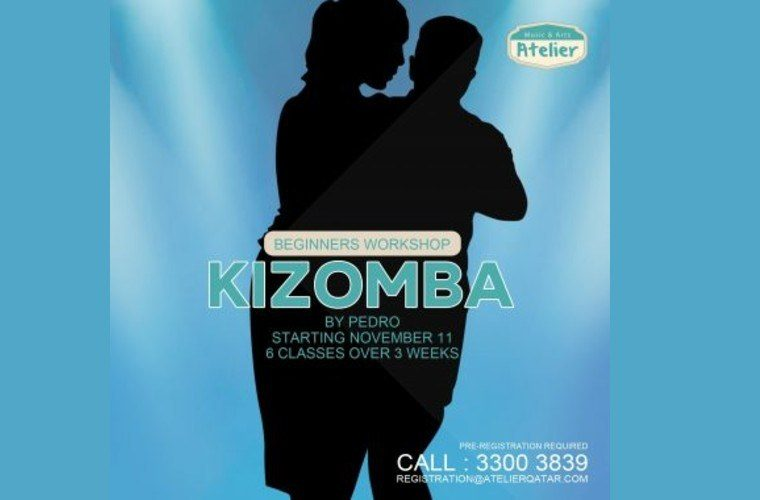 Kizomba Beginners Workshop by Salsa N Candela