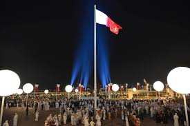 Qatar National Day activities at Darb Al Saai