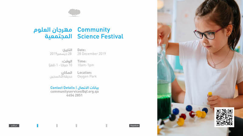 Community Science Festival 2019