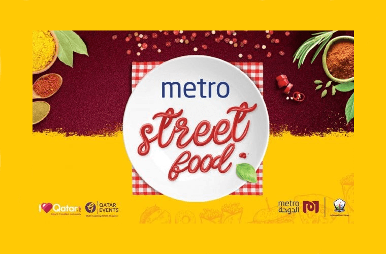 Metro Street Food at DECC Metro Station