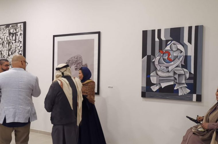 Art Exhibition at Sheikh Faisal Museum