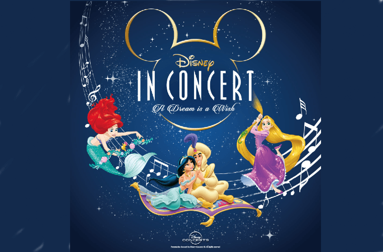 Disney in Concert 'A Dream is a Wish' at QNCC