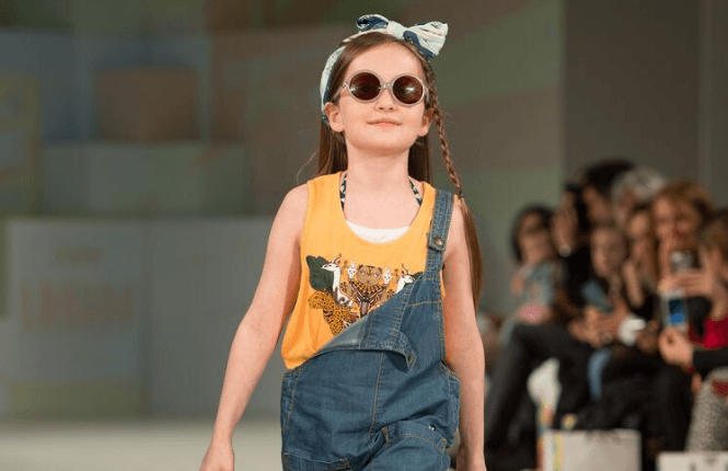 Children's Fashion Show at Mirqab Mall