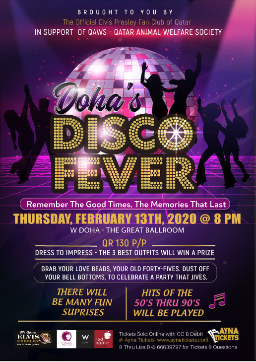 Doha's Disco Fever