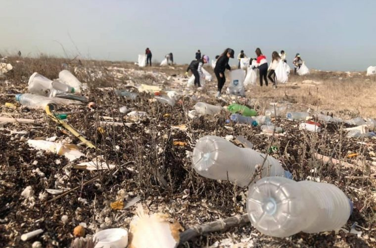 Al Yousufiya Beach Cleanup