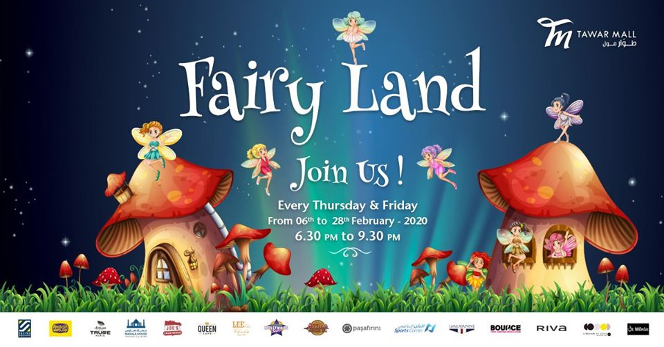 Fairy Land at Tawar Mall