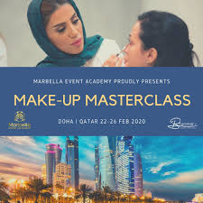 Make-up Masterclass in Doha