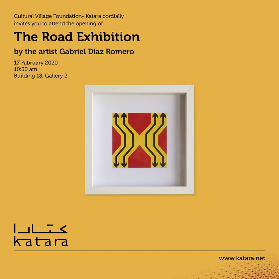 The Road Exhibition at Katara Cultural Village