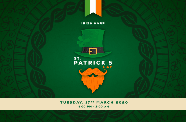 St. Patrick's Day at Irish Harp