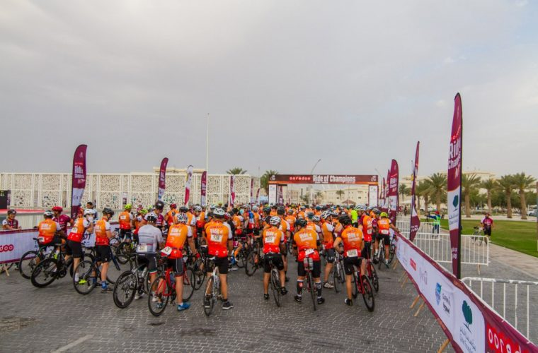 2020 Ooredoo Ride of Champions [POSTPONED]