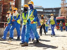 Qatar to pay workers in quarantine full salaries