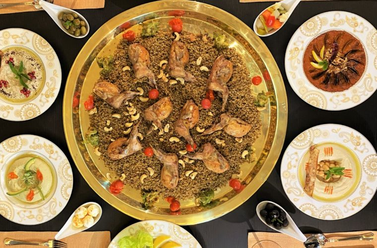 Feast at Home with Alwadi Hotel Doha MGallery