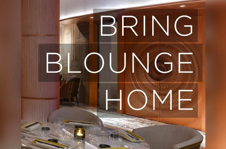 Bring B- Lounge home by The Ritz Carlton